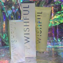 NEW IN BOX Wishful By Huda Kattan Yo Glow Enzyme Scrub Travel Size 45mL/1.35 oz. image 5