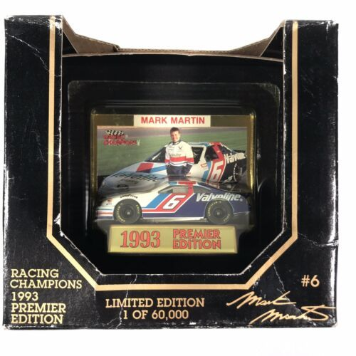 New 1995 Racing Champions 1:64 NASCAR Phil Parsons Luxaire Chevy Monte Carlo #99