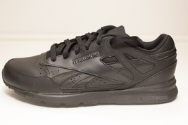 Reebok Size 7.5 D Black Walking Shoes Women's - $24.00