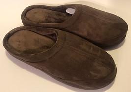 Waverly Memory Foam Womens Slippers BROWN MEDIUM 9-10 - £11.56 GBP