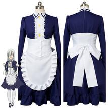 The Seven Deadly Sins Elizabeth Liones Nanatsu no Maid Dress Cosplay Costume - $54.99+