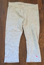 Child of Mine made by Carters Infant Girl Pants (18M) Pink + Gray - $5.93