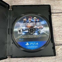 Street Outlaws: The List (PlayStation 4, 2019) Disc Only - $18.80