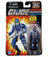 G.I. Joe 25th Anniversary: Cobra Officer (The Enemy) 3.75 Inch Action Fi... - $25.73