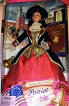 "Barbie Doll - Patriot"" Barbie Doll, Collector Edition, American Stories ... - $44.95"