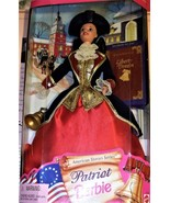 "Barbie Doll - Patriot"" Barbie Doll, Collector Edition, American Stories ... - $30.00"