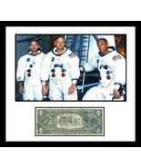 Ultra Cool - Apollo 11 - Space Legends - Authentic Hand Signed Autographs - $299.99