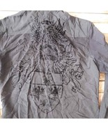 Calypso Homme 100% Cotton Men Shirt Size Medium - $17.82