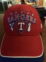 Texas Ranger Hat / 2010 League Champions/ MLB/ Preowned - $10.00