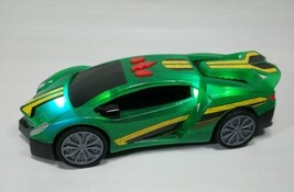 BRIGHT KINGDOM DEV. LAZER WHEELS SUPER CAR WITH LIGHTS AND SOUND  - $14.95