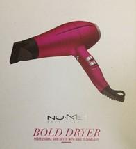 NuMe Bold Dryer Professional Hair Dryer NIB $149 - $95.04