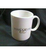 Estee lauder coffee tea cap mug - $16.26