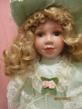 Victorian-era spirit Pluma haunted doll/ animal rights activist - $39.99
