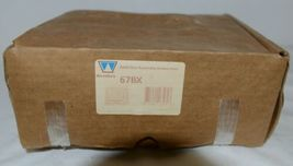 Woodford 65 67 Box Assembly Bubble Door 67BX For Irrgation Outdoor Watering image 5
