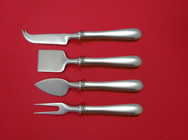 Hannah Hull by Tuttle Sterling Silver Cheese Serving Set 4pc HHWS  Custom - $289.00