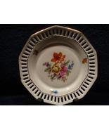 Schumann China Bavaria Floral Bouquet Small Dishes circa 1932-1944  - $10.00