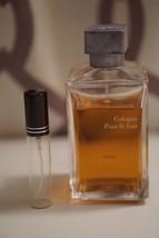 Maison Francis Kurkdjian MFK Cologne Pour Le Soir 10ml Sample In Glass A... - $15.47