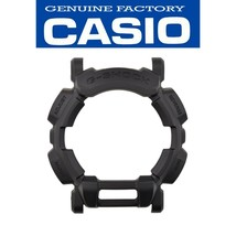 Genuine Casio G-SHOCK Watch Band Bezel Shell GD-400-1 GD-400MB-1 Black Cover - $15.25