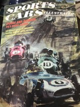 Sports Cars Illustrated March 1960 Dodge Daimler V8 Road Tested Bruce Mc... - $14.84
