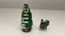 Dept 56 General Village Accessory THE HOLLY AND THE IVY 1997 Event 56100 - $9.85