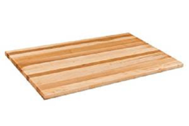 Large Canadian Maple Cutting Board (18 in. x 24 in. x 3/4 in.)  - Made i... - $95.50