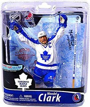 NHL Toronto Maple Leafs McFarlane 2011 Series 28 Wendel Clark Action Figure - $49.37