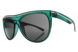 New NIB Electric Low Note Midnight Green Women's Sunglasses - £42.37 GBP