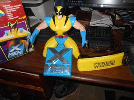 X-men Wolverine Telephone Item # XWT-100 1994 - £28.54 GBP
