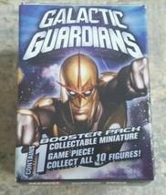 2012 Wizkids HeroClix Marvel Galactic Guardians Booster Pack - $7.43