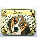 Beagle Photo Fridge Magnet - $6.00