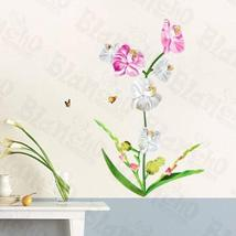 Pretty Blossom - Wall Decals Stickers Appliques Home Decor - $6.43