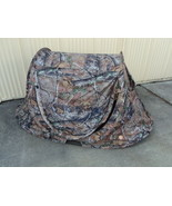 Lucky Bums Quick Camp Tent 1 Man Brown/Black Fits 2 Kids 100% Polyester - $68.55