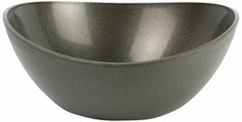 EcoSmart PolyGlass Serving Bowl, Black, 7qt, Recycled Plastic and Glass,... - $29.89