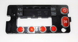 Samsung VRT Washer : Control Button Assembly : Red (DC97-15595A) {P3982} - $24.74