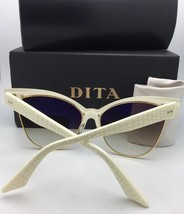 DITA Sunglasses TEMPTATION 22029-B-TRT-GLD-61 Tortoise-Gold w/ Brown Fade+Mirror
