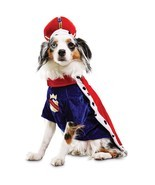 "Bootique XL Majestic King Dog Pet Costume Halloween X-Large New 19-22""  - $340,77 MXN"