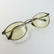 GIORGIO ARMANI 188 907 Eyeglasses Frame Italy 49-18-130 Brown bronze - $50.00