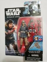 "Captain Cassian Andor Eadu Star Wars Rogue One New 3.75"" Action Figure 2016 - $14.24"