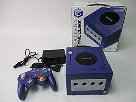 Nintendo Gamecube Console Violet Manufacturer end of production Boxed Rare - $185.55