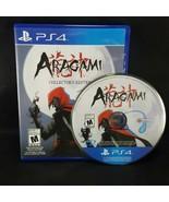 Aragami Collector's Edition PlayStation 4 PS4 - $16.82