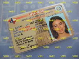 The Walking Dead  Drivers License [ Rosita Espinosa ] ( T2 )  B3G1F - $5.99