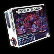 Mantic - Star Saga - Nameless Minion Booster - Sci-Fi Miniatures - $24.95