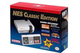 Nintendo NES Classic Mini EU Console With 30 Games - $94.04