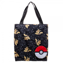Pokemon Pikachu Packable Tote - $18.88