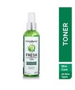 Greenberry Organics Fresh Cucumber Mint Toner, 100ml FS - $13.85