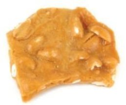 Old Fashioned Peanut Brittle -22Lbs - $217.80