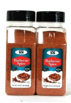 2 Count Chef's Choice GG Gourmet 16 Oz Barbecue Spice Best By 8/12/2023 - $16.99