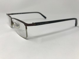 MICHAEL KORS Eyeglasses Frame MK335M 202 Half Rimless 51-17-140 Brown YP82 - $42.74