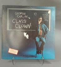 George Carlin CLASSCLOWN Vinyl Record Album LITTLE DAVID RECORDS 1972 - $15.83