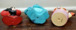 Disney Parks Pixar Bath Pool Toys Set, Mr. Incredible - Sulley - Nemo image 3
